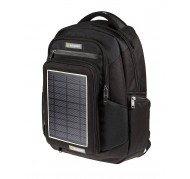 Explorer rucksack with solar charger