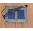 Recycled Material Solar Bag