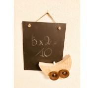 Blackboard Owl