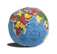 Fabric Globe