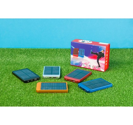 Solar Battery Chargers for Mobile Phones www.swiss-choice.com