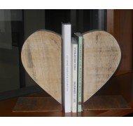 Heart Bookend