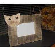 Cat Photo frame Big