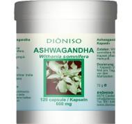 Ashwagandha - caps