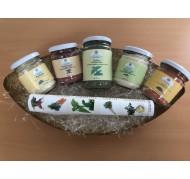 5 health allies (powdered vegetables) (Macrocosmo)