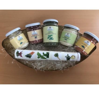 5 alleati per la salute (verdure in polvere)