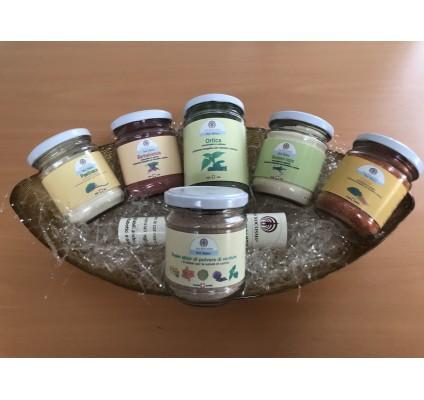 5 alleati per la salute (verdure in polvere) e superelisir (Macrocosmo)
